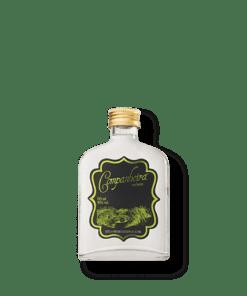 A cachaça de aroma delicado e sabor suave, própria para paladares exigentes. Cachaça Companheira de Bolso Prata - 150 ml - 40% em volume.