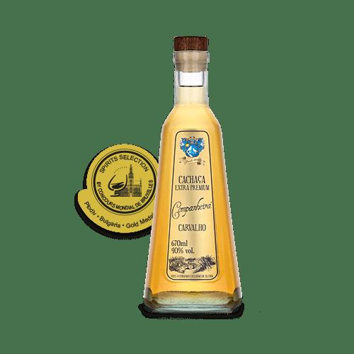 Companheira Extra Premium Carvalho