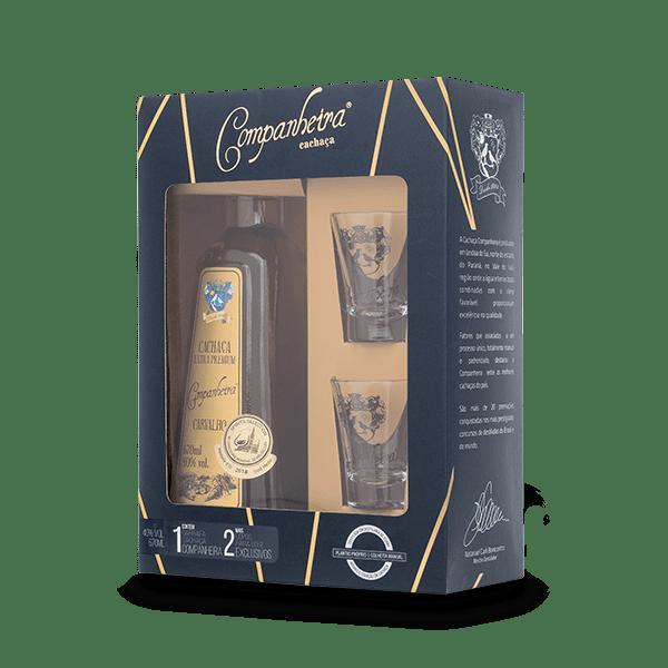 Kit Extra Premium Carvalho 4 anos