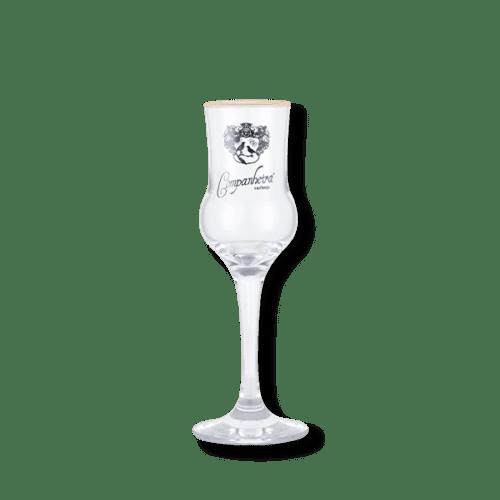 Taça para degustação de cachaça, estilo alambic